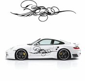 Pinstripe Pinstripes Car graphics Vinyl Decal Sticker Stickers MC217
