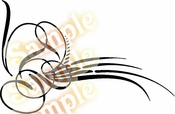 Pinstripe Pinstripes Car graphics Vinyl Decal Sticker Stickers MC229