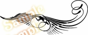 Pinstripe Pinstripes Car graphics Vinyl Decal Sticker Stickers MC239