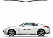 Pinstripe Pinstripes Car graphics Vinyl Decal Sticker Stickers MC244