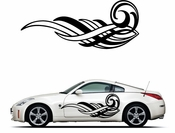 Pinstripe Pinstripes Car graphics Vinyl Decal Sticker Stickers MC248