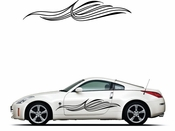 Pinstripe Pinstripes Car graphics Vinyl Decal Sticker Stickers MC250