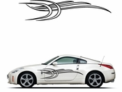 Pinstripe Pinstripes Car graphics Vinyl Decal Sticker Stickers MC267