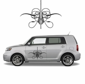 Pinstripe Pinstripes Car graphics Vinyl Decal Sticker Stickers MC268