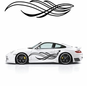 Pinstripe Pinstripes Car graphics Vinyl Decal Sticker Stickers MC269