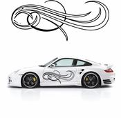 Pinstripe Pinstripes Car graphics Vinyl Decal Sticker Stickers MC271