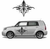 Pinstripe Pinstripes Car graphics Vinyl Decal Sticker Stickers MC276