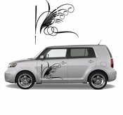 Pinstripe Pinstripes Car graphics Vinyl Decal Sticker Stickers MC308