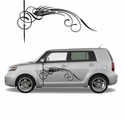 Pinstripe Pinstripes Car graphics Vinyl Decal Sticker Stickers MC318
