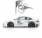 Pinstripe Pinstripes Car graphics Vinyl Decal Sticker Stickers MC320