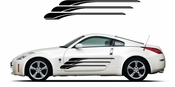 Pinstripe Pinstripes Car graphics Vinyl Decal Sticker Stickers MC321