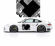 Pinstripe Pinstripes Car graphics Vinyl Decal Sticker Stickers MC325