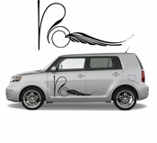 Pinstripe Pinstripes Car graphics Vinyl Decal Sticker Stickers MC328