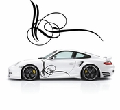 Pinstripe Pinstripes Car graphics Vinyl Decal Sticker Stickers MC330