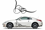 Pinstripe Pinstripes Car graphics Vinyl Decal Sticker Stickers MC332