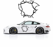 Pinstripe Pinstripes Car graphics Vinyl Decal Sticker Stickers MC335