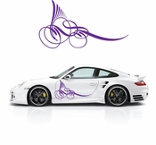 Pinstripe Pinstripes Car graphics Vinyl Decal Sticker Stickers MC338
