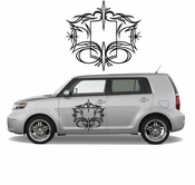 Pinstripe Pinstripes Car graphics Vinyl Decal Sticker Stickers MC349
