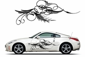Pinstripe Pinstripes Car graphics Vinyl Decal Sticker Stickers MC356