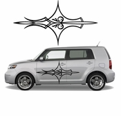 Pinstripe Pinstripes Car graphics Vinyl Decal Sticker Stickers MC359