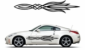 Pinstripe Pinstripes Car graphics Vinyl Decal Sticker Stickers MC363