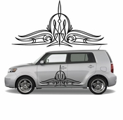 Pinstripe Pinstripes Car graphics Vinyl Decal Sticker Stickers MC381
