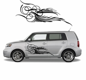 Pinstripe Pinstripes Car graphics Vinyl Decal Sticker Stickers MC382