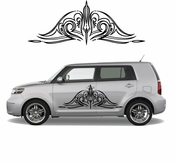 Pinstripe Pinstripes Car graphics Vinyl Decal Sticker Stickers MC385