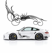 Pinstripe Pinstripes Car graphics Vinyl Decal Sticker Stickers MC390