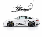Pinstripe Pinstripes Car graphics Vinyl Decal Sticker Stickers MC394