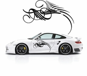 Pinstripe Pinstripes Car graphics Vinyl Decal Sticker Stickers MC399