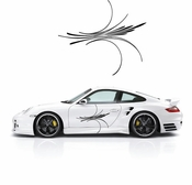 Pinstripe Pinstripes Car graphics Vinyl Decal Sticker Stickers MC405