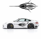 Pinstripe Pinstripes Car graphics Vinyl Decal Sticker Stickers MC417
