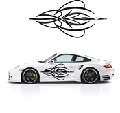 Pinstripe Pinstripes Car graphics Vinyl Decal Sticker Stickers MC428