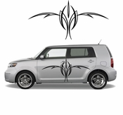 Pinstripe Pinstripes Car graphics Vinyl Decal Sticker Stickers MC435