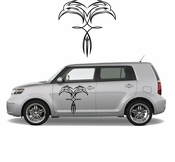 Pinstripe Pinstripes Car graphics Vinyl Decal Sticker Stickers MC439