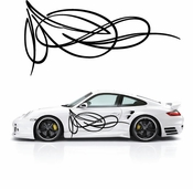 Pinstripe Pinstripes Car graphics Vinyl Decal Sticker Stickers MC501