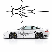 Pinstripe Pinstripes Car graphics Vinyl Decal Sticker Stickers MC548