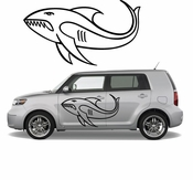 Pinstripe Pinstripes Car graphics Vinyl Decal Sticker Stickers MC549