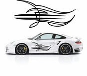 Pinstripe Pinstripes Car graphics Vinyl Decal Sticker Stickers MC555