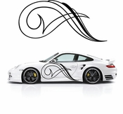 Pinstripe Pinstripes Car graphics Vinyl Decal Sticker Stickers MC565