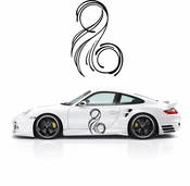 Pinstripe Pinstripes Car graphics Vinyl Decal Sticker Stickers MC588