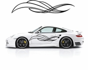 Pinstripe Pinstripes Car graphics Vinyl Decal Sticker Stickers MC590