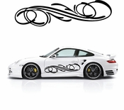 Pinstripe Pinstripes Car graphics Vinyl Decal Sticker Stickers MC609
