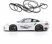 Pinstripe Pinstripes Car graphics Vinyl Decal Sticker Stickers MC610