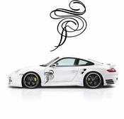 Pinstripe Pinstripes Car graphics Vinyl Decal Sticker Stickers MC613