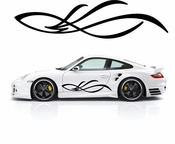 Pinstripe Pinstripes Car graphics Vinyl Decal Sticker Stickers MC614