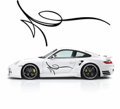 Pinstripe Pinstripes Car graphics Vinyl Decal Sticker Stickers MC617