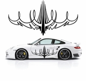 Pinstripe Pinstripes Car graphics Vinyl Decal Sticker Stickers MC621