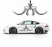 Pinstripe Pinstripes Car graphics Vinyl Decal Sticker Stickers MC629